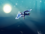 Survey of the midnight lands by TimelessReference