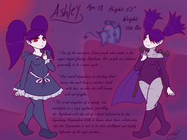 Ashley Reference by Axlwisp