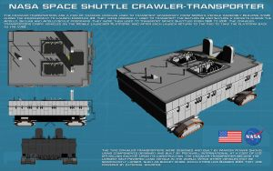 Shuttle Crawler Tech Readout [New] by unusualsuspex