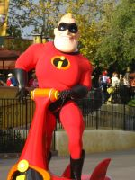 Mr. Incredible by DisneyLizzi