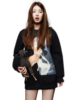 Suzy (Miss A) Render by Sweetgirl8343