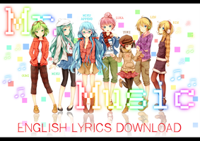 Mr. Music English Lyrics Download by Soraoraoraora