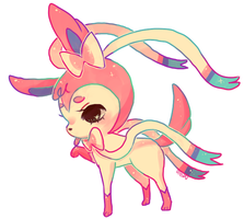 pokemon -- Sylveon