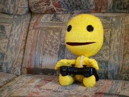 Real-life Sackboy - Gaming by pluckylump