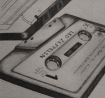 Tapes by DustyInk