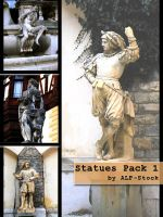 Statues Pack 1 by ALP-Stock