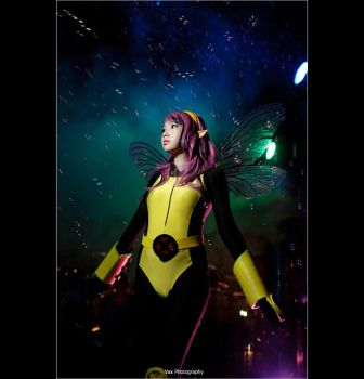 XMEN - Pixie Dust by vaxzone
