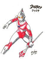 Ultraman Jack by Jason-FH-Art