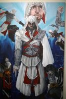Assassin's Creed the painting by AmbellinaLeander