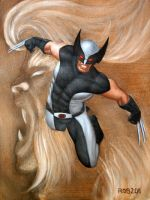 Wolverine by robpitts1969