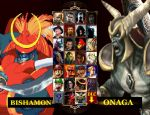 The Ultimate Crossover Character Select Screen by Gery850