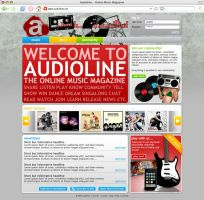 Audioline Home by pica-ae