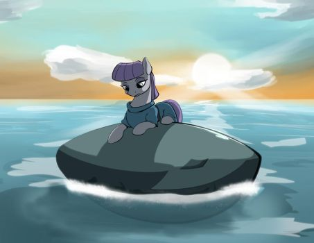 Maud Rocks by Acesential