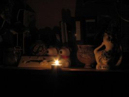 candle by Bokor