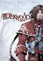 Blackwood's cover by KAN-J