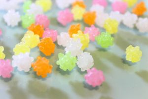 Konpeito Candies by Felix-the-Knight