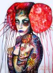 she has no self assurance by PixieCold