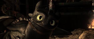 Toothless by lucy-holland