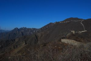 The Great Wall is pretty great by SirHubris