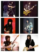 Mick Mars Evolution  by MOTLEYLOMBAXCRUE666