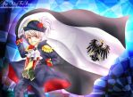 The Flag Full of Pride and Honor by AkuToSeigi