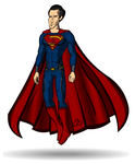 MAN OF  STEEL by CPD-91