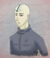Within the Circuit Aang by river-bird