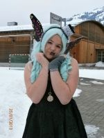 Magnet Cosplay - It was soooo cold brrrrr~ xD by Taamy-chan