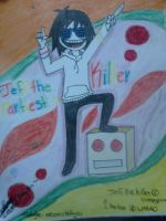 jeff the killer by Rinko-rin