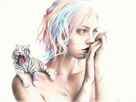 MINIATURE TIGERS DON'T MAKE GOOD PETS by sophitschku
