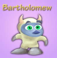 Bartholomew by Shredderhs
