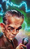B Karloff by TheGurch