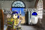 R2's Upgrads 2- The Wall-e Project by RavinWood
