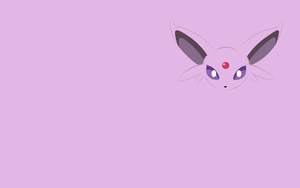 Espeon Wallpaper by Banana-Bear