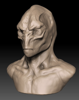 Head 86 (W.I.P.) by nogard00