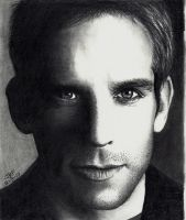 Ben Stiller - Final Scan by Doctor-Pencil