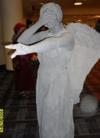 Marcon 44 PIX +Weeping Angel+ by IfritShiva
