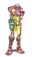 Super metroid by AM05