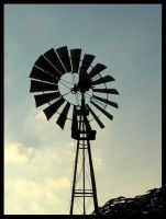 Windmill by Lesjordans