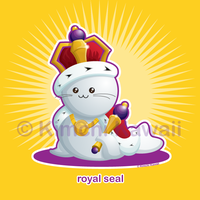 Royal Seal by kimchikawaii