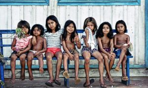Brazilian kids by zvegi