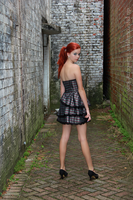 Kat N da Alley by 904PhotoPhactory