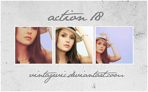 Action 18 by vintagevic