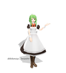 PD MEGPOID Gumi - Night Series [Remake] + DL link by AkikoKamui97