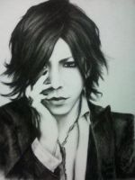 AOI of  The Gazette by kujinihayashi