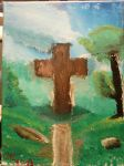 The Old Rugged Cross by hornboy2089