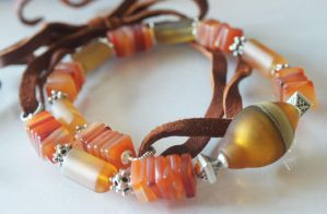 Raw attraction Necklace by CrysallisCreations