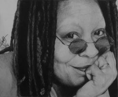 Whoopi Goldberg by Devions