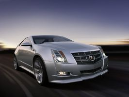 Cadillac CTS Coupe Concept by TheCarloos