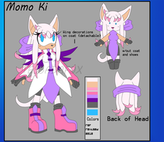 reference - Momo Porcupine by Wild-Baguette